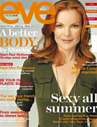 Eve Magazine before